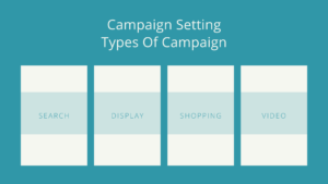 types of campaign